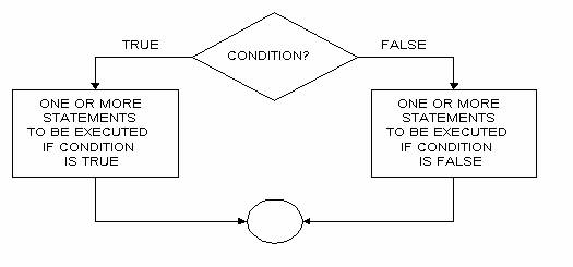 THE SELECTION CONTROL STRUCTURE