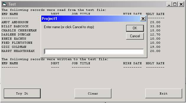 Using the FSO (File System Object)