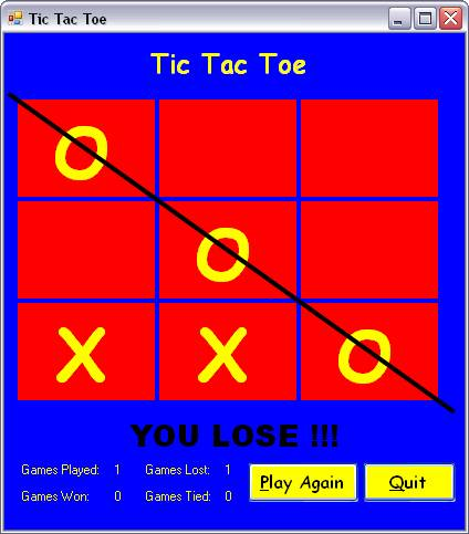 Tic Tac Toe German Music